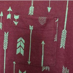 Lularoe carly arrows